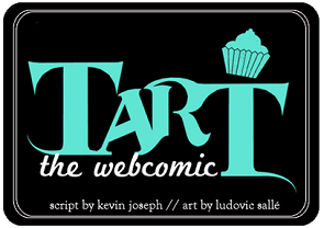 Tart Web comic