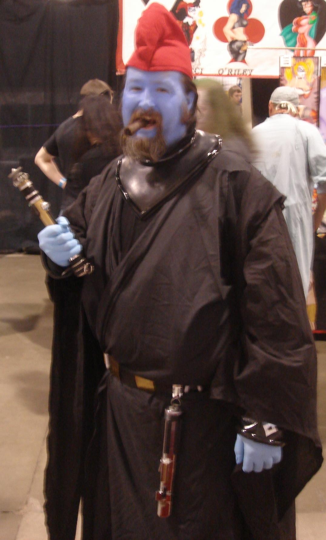 Lord Smurf Con