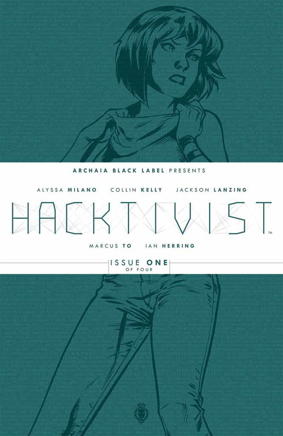 Drunk on Comics Special Edition: Hacktivist Interview