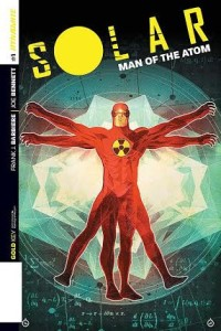 solar man of the atom