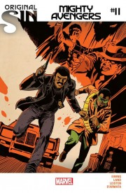 mighty avengers 11