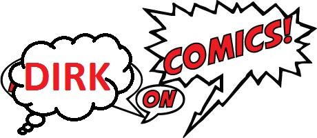 dirk on comics logo