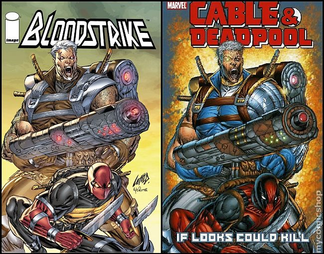 liefeld covers