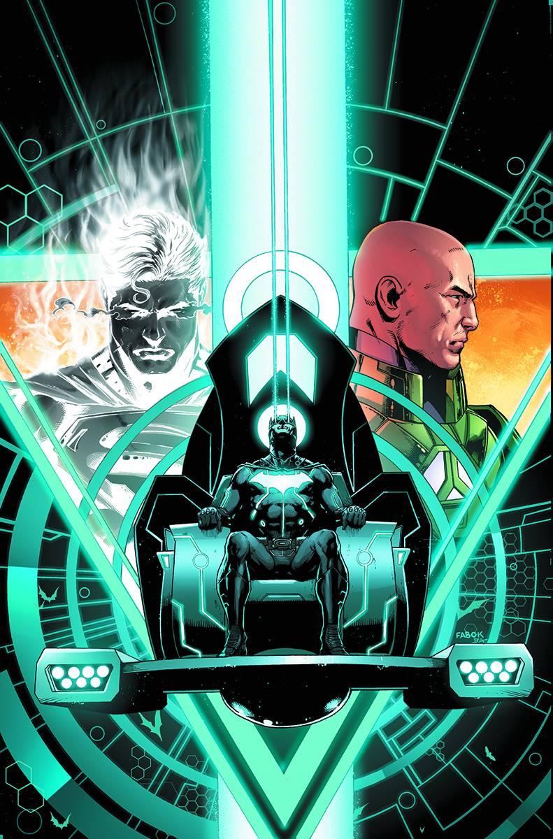 justice league 43